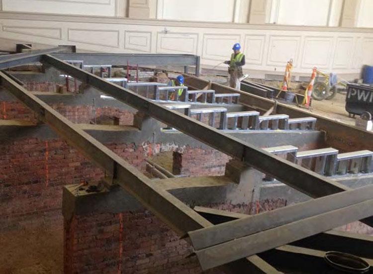 Hill Hall Renovation
