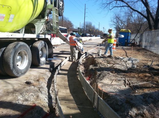 Hillsborough Street Phase II Improvement