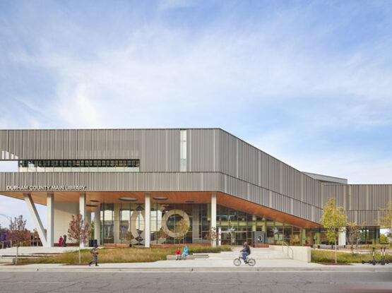 Main Library Renovation