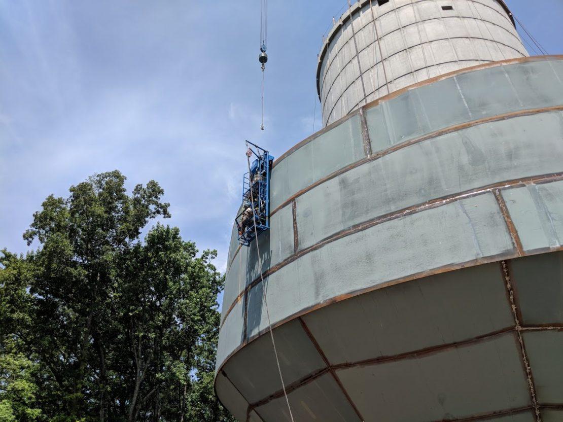Good Hope Church Road Water Storage Tank