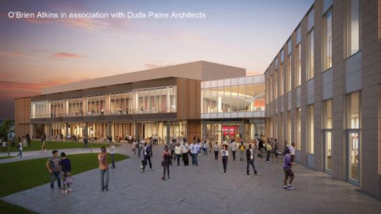 New Student Center